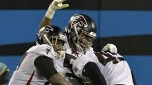 Falcons - Panthers Week 8 snap counts: Injury forces some shuffling, but it all works out