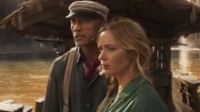 Dwayne Johnson and Emily Blunt Search for Eternal Life in 'Jungle Cruise' Trailer