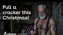 Sexy Santa: Der Weihnachtsmann kriegt ein Umstyling