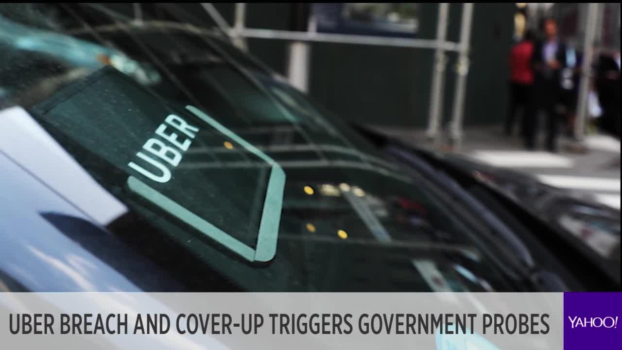 Uber breach and cover-up triggers government probes [Video]