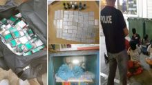 60 arrested in Geylang amid multi-agency operation