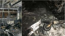 3 conveyed to hospital after fire in Bukit Batok flat, 2 e-scooters likely cause