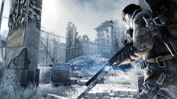 Metro Redux shows off 60FPS in launch trailer
