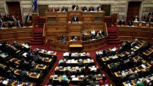 Greek parliament decides to probe politicians in alleged drug bribery case
