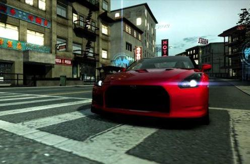 Online freedom highlighted for Need for Speed World
