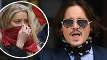 Amber Heard 'cut Johnny Depp's finger' during Australia trip