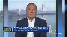 Cytokinetics CEO: Optimism still there despite ALS drug s...