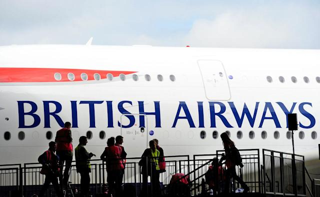 British Airways will power some of its jets with trash
