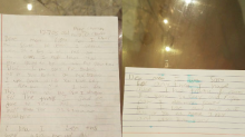 12-year-old writes goodbye letters to family during school lockdown: 'I thought I was going to die'
