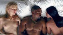 Kanye West la lía parda acostándose desnudo con Taylor Swift, Caitlyn, ¡y su esposa Kim!