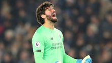 'Alisson is a big-moment keeper & best in the world' – Liverpool star gets top billing from Taffarel