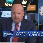 Jim Cramer: GE was run like a country club, it was a disg...