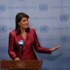 Nikki Haley: reports of discussions about removing Trump are 'absurd'