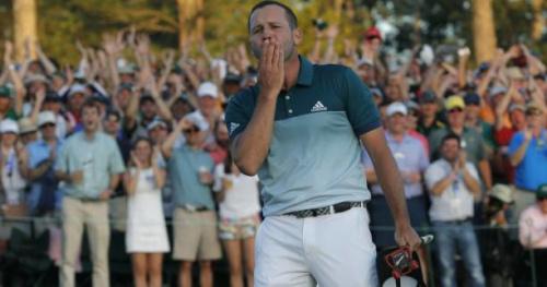 Golf - Masters - Garcia, le métier d'homme