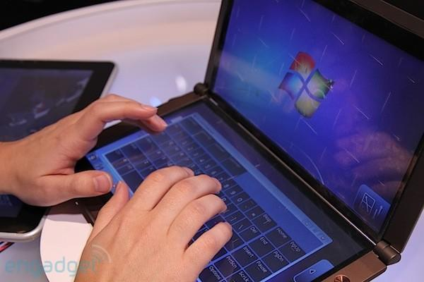 MSI Android, Windows 7 tablets launching in June, dualscreen delayed until Q4