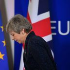 PM May facing plot from minister to oust her - Sunday Times reporter