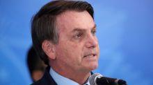 """Para Bolsonaro, número de mortes por coronavírus em SP """"está fraudado"""""""
