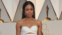 Naomie Harris was 'shaking' as she collected Oscar following La Land/Moonlight gaffe
