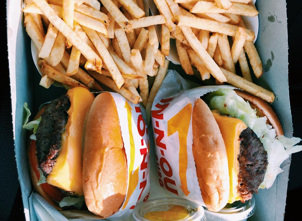 44 Most Popular Fast Foods In America