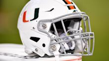 Miami cancels football workout, reportedly after multiple positive COVID-19 tests among players
