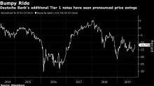 Deutsche Bank May Face ECB Probe Over Dealings in Its Own Bonds