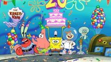'SpongeBob SquarePants' 20th Anniversary To Pop Confetti At San Diego Comic-Con