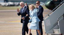 Jill Biden calls Joe Biden her family's 'anchor';Zayn Malik, more stars celebrated on Father's Day