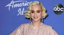 Katy Perry just shared a candid selfie wearing these $30 postpartum undies