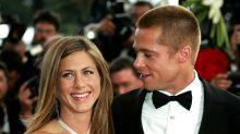 Jennifer Aniston says Brad Pitt was one of her favorite 'Friends' guest stars