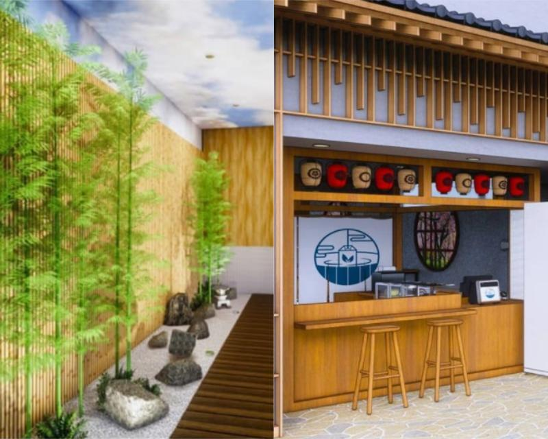 New in town: Joya Onsen, Jurong — Experience the joys of unwinding with spa and sushi