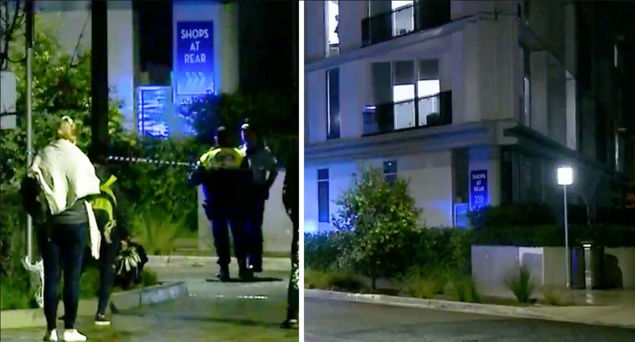 Arrest made after woman dies on footpath outside Sydney unit block
