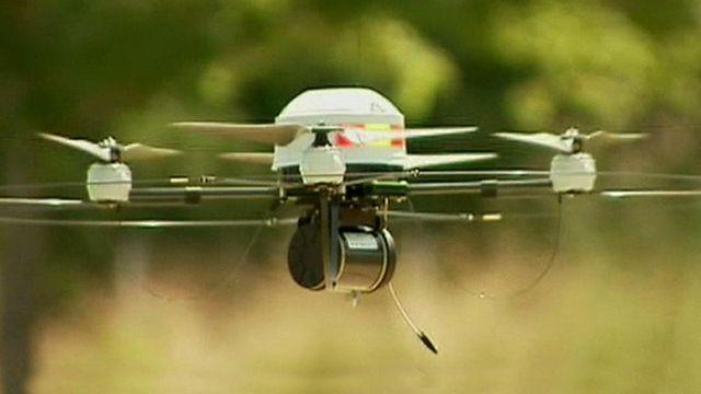 Texas lawmaker wants to restrict drone surveillance of homes