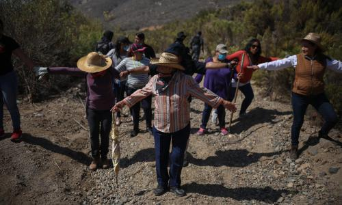 'The disappeared': searching for 40,000 missing victims of Mexico's drug wars