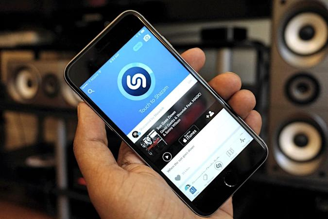 Shazam adds in-app music video channels