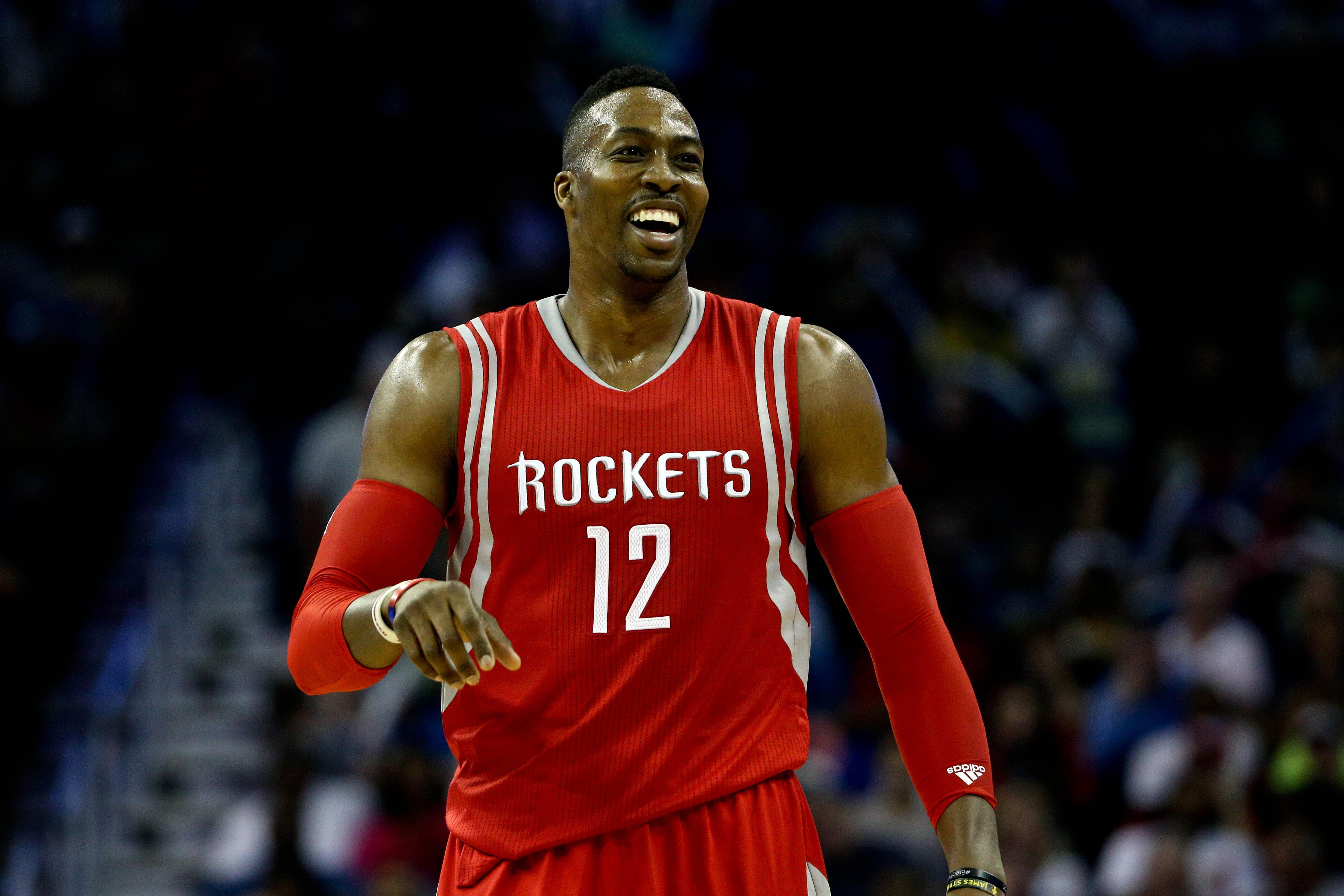 Rockets outlast Pelicans in Dwight Howard's slight return to action