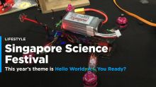 Singapore Science Festival 2018 shines light on artificial intelligence