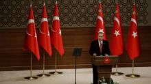 Turkey's Erdogan says not satisfied with Saudi blaming some of its intelligence agents