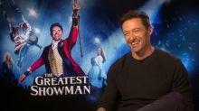 """Hugh Jackman: """"Nunca me definiría como el gran showman"""""""