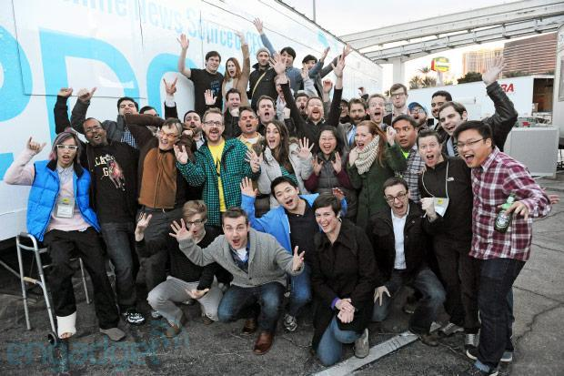 Wrap-up: Engadget editors sound off on CES 2013