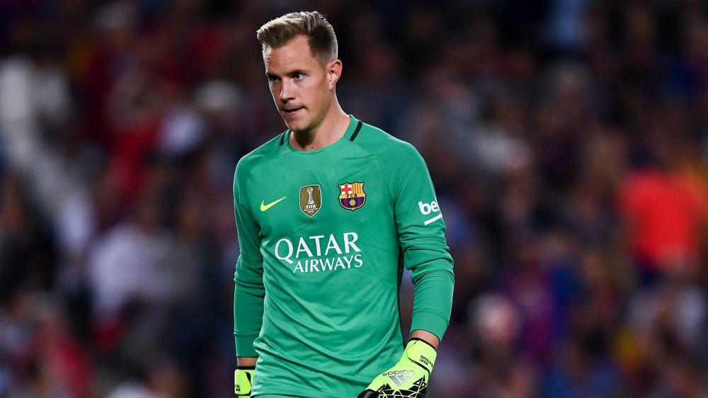 Painful night for Barcelona, says Ter Stegen