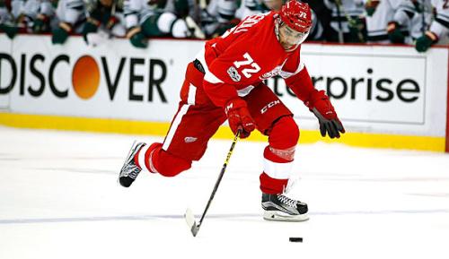 NHL: 25-jährige Red-Wings-Serie ist vorbei