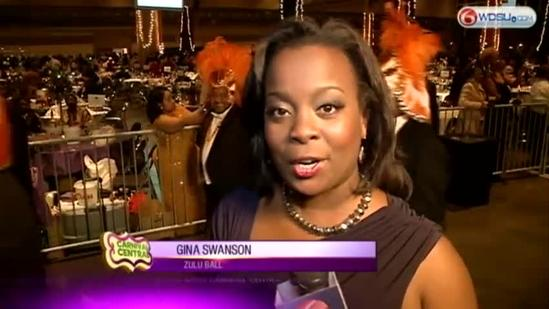 Zulu puts on grand ball