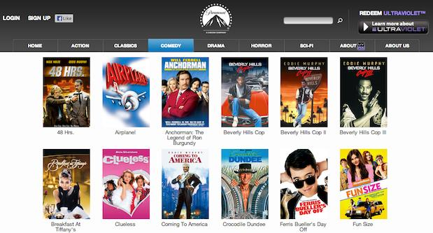 Paramount picks DTS-HD codec to deliver surround sound for UltraViolet common file format digital movies