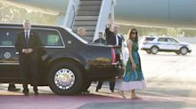 13 presidential vehicles and the heads of state who ride in them