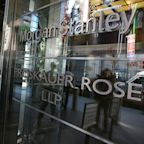 MARKETS: Morgan Stanley stock jumps after smashing profit expectations