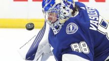 Will the legend of Andrei Vasilevskiy continue to grow in the playoffs?