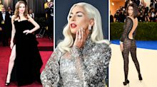 From the Angelina Jolie leg to Lady Gaga's 'toothache', celebrity red carpet poses decoded