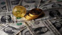 El bitcoin cae a unos 16.300 dólares, el volumen de los futuros se reduce