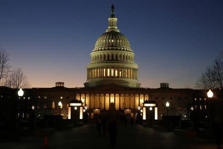 Los negociadores del Congreso en EEUU logran acuerdo sobre financiación