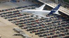 """Arrêt de l'A380: """"Un pari"""" fait """"trop tôt"""", son arrêt """"était une suite presque logique hélas"""", selon la CFE-CGC"""